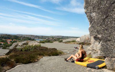 Telttur med buldring og klatring i Bohuslän