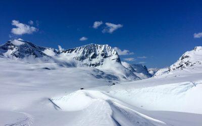 Fra Storlidalen til Innerdalen på ski