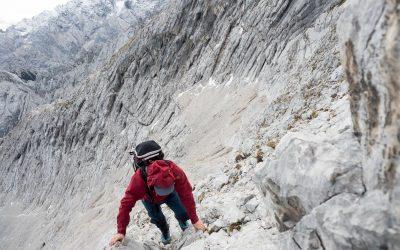 TIl Alpspitze fra Garmisch-Partenkirken