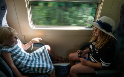 Interrail med barn – på skinner gjennom Europa